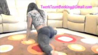 Repeat youtube video #MizzTwerksum is a PRO TWERKER! Check this OUT!