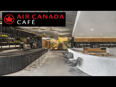 A Look At Air Canada Cafe