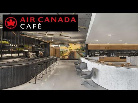 A Look At Air Canada Cafe