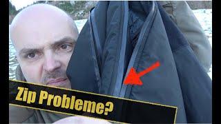 Carinthia MIG Zip Problem? | Erfahrungen Winterjacke