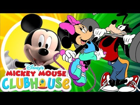 Mickey Mouse Clubhouse Mousekersize Moves Entire Full Game For Kids  