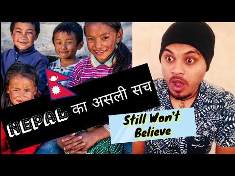"Indian React's To ""Nepal Ka Kala Sach"" (नेपाल का काला सच)"