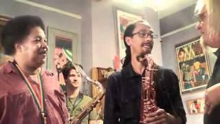 Saxgourmet Endorsing Artists Jazz Fest 2011
