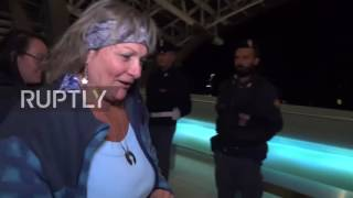Italy: 50 people trapped overnight in cable cars at 3,000m over French Alps