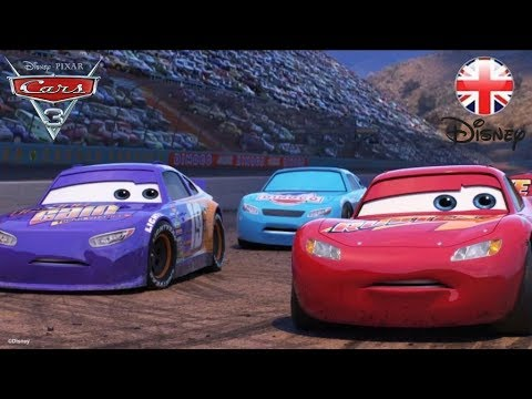 cars 3 film clip meet jackson storm official disney. Black Bedroom Furniture Sets. Home Design Ideas