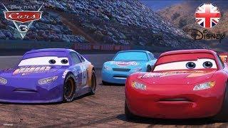 CARS 3 | Meet Jackson Storm | Official Disney UK