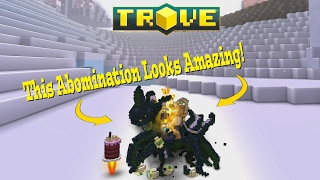 Trove: YET ANOTHER NEW MOUNT! LEVEL UP!