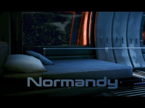Mass Effect 3 - Normandy: Starboard Cargo (1 Hour of Ambience)