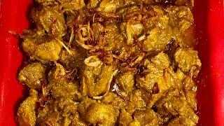 Easy Beef Bhuna Recipe (গরুর মাংস ভুনার সহজ রেসিপি)