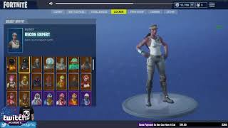 The most expensive fortnite ACCOUNT £7,000