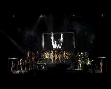 Beyoncé - Suga Mama - The Beyoncé Experience