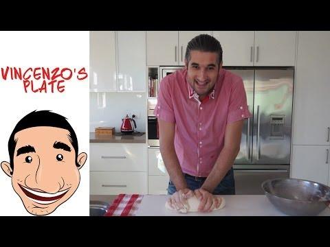 How to Make Homemade Pizza Dough   Italian Pizza Dough Recipe