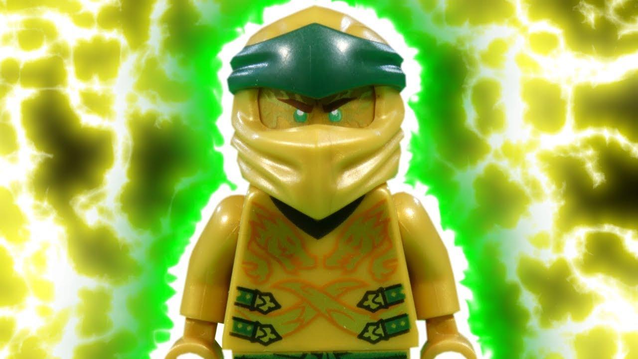 lego ninjago legacy  golden ninja lloyd 2019  youtube