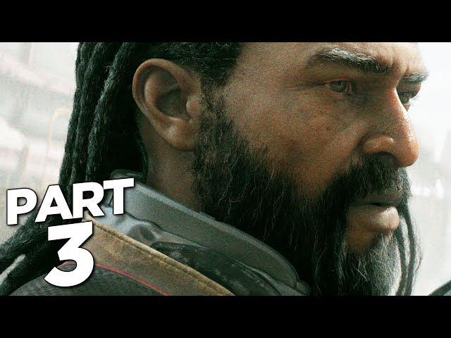 OUTRIDERS PS5 Walkthrough Gameplay Part 3 - TRICKSTER (FULL GAME)