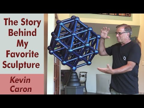 The Story Behind ... Charged Particle - Kevin Caron