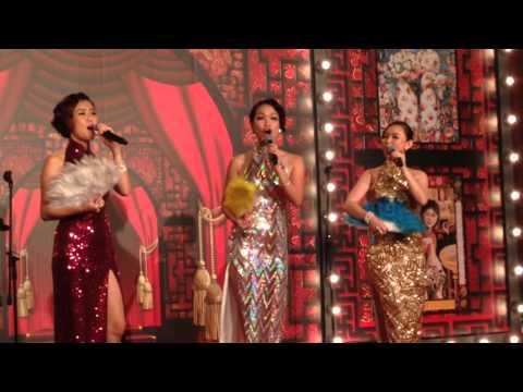 "The Shanghai Sisters - ""The Shanghai Bund 上海滩"" - Winnie Ho, Janet Lee, May Mow"
