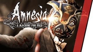 "Amnesia: A Machine for Pigs MUSIC VIDEO | ""Red Meat"""
