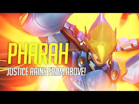 Overwatch - Pharah Guide - Justice Rains From Above! (Tips and Advice)