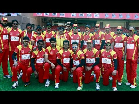Telugu Warriors Theme Song || Celebrity Cricket League 2015