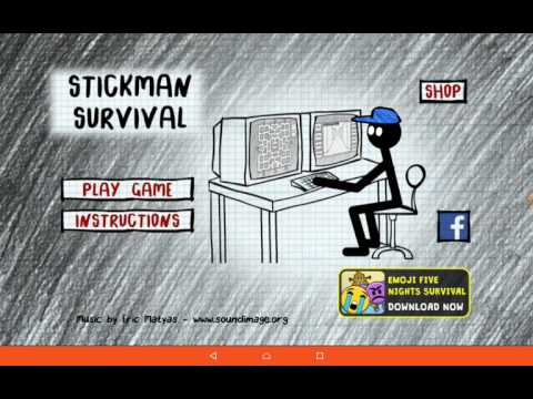 Хоррор про стикмана! | Stickman Survival | Инди хоррор.