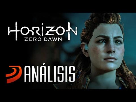 Horizon Zero Dawn: ANÁLISIS del nuevo juegazo de Guerrilla