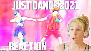 HEAD & HEART - Joel Corry X MNEK - JUST DANCE 2021 REACTION!