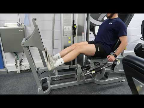Calf Press on Leg Press (RAW) - Exercise Tutorial thumbnail