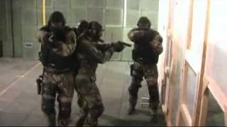 Vycvikovy priestor LEST - Slovensko. Special Forces Traning Facility LEST - Slovakia