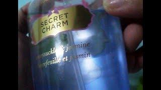 FAST REVIEW: Victoria's Secret Secret Charm Fragrance Mist