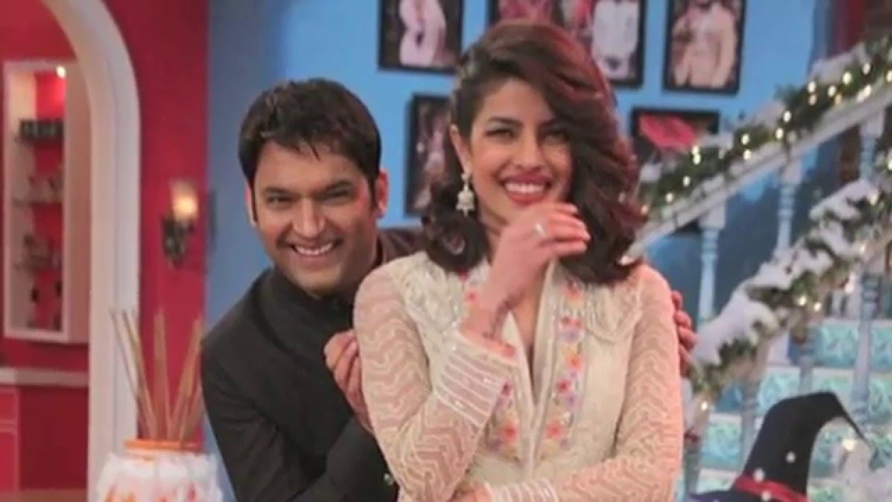 Poster Of Comedy Nights With Kapil 27th December 2015 Episode 189 200MB Free Download