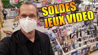 SOLDES JEUX VIDÉO ÉTÉ 2020 !