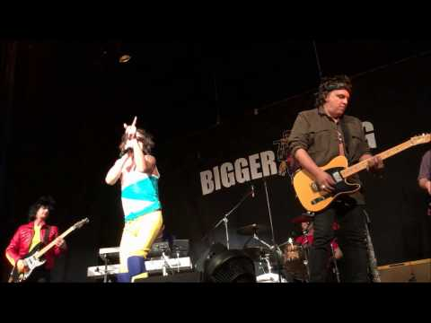 Bigger Bang Rolling Stones Coverband Theater Tiengen