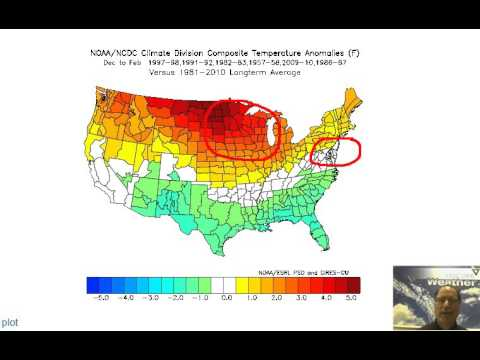 2015-2016 Winter Outlook for the Mid-Atlantic Region by Vencore Weather