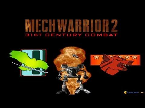 MechWarrior 2: 31st Century Combat gameplay (PC Game, 1995)