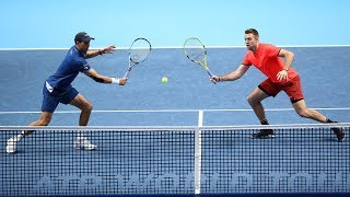 Highlights: Bryan/Sock Clinch 2018 Nitto ATP Finals Crown