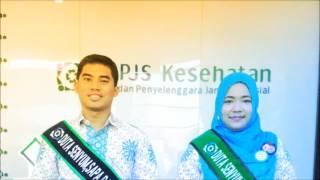 Duta Senyum Salam Sapa BPJS Kesehatan Cabang Meulaboh mp4 | Ridwan Ismail
