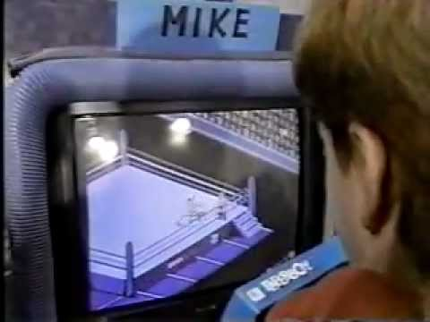 Video Power-Wrestlemania Challenge-Ep.1 (1992)