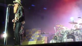 ZZ TOP - My Head's in Mississippi - Tours 2017