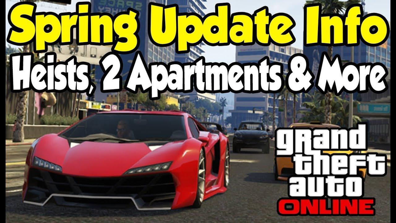 gta new car releaseGTA 5 Online DLC  HEISTS MORE APARTMENTS  NEW CARS Release