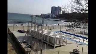 пляж Аркадия, Одесса. Arcadia beach, Odessa.(, 2015-03-15T20:01:08.000Z)