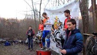Ukrainian miniDH cup2016 Poltava 1rnd [03.04.2016] Награждение