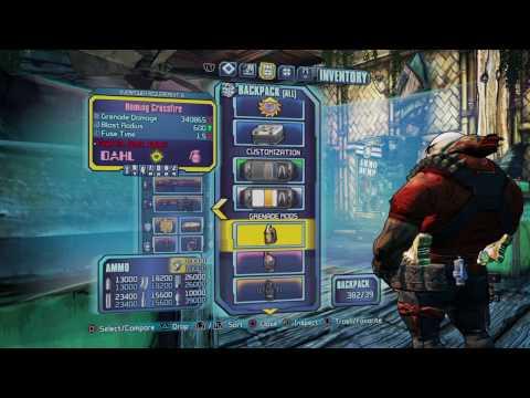 Borderlands 2 Mods (PS4)