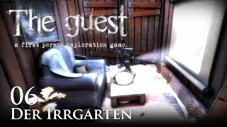 The Guest [06] [Der Irrgarten] [Twitch Gameplay Let's Play Deutsch German] thumbnail