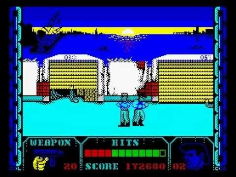 Shanghai Warriors Walkthrough, ZX Spectrum