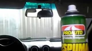 Como remover ferrugem e limpar o teto do carro!