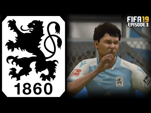 FIFA 19 CAREER MODE 1860 MUNCHEN RTG - #3 SEASON THREE!!