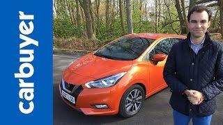 Nissan Micra hatchback review - James Batchelor - Carbuyer
