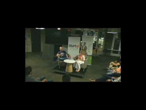 Founder & Investor Joshua Baer Capital Factory- Startup Talk