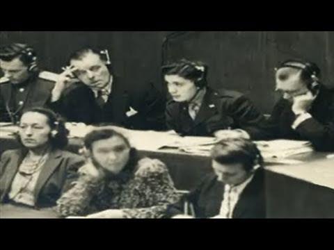 Nuremberg Interpreter Recalls Historic Trials