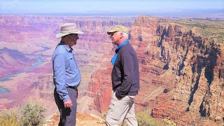 How did rapid catastrophic processes form the Grand Canyon? - Dr. Steve Austin